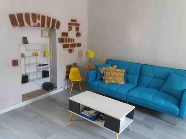 appartment with 1 room in central Ajaccio