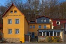 Schmöllerhäuschen- WE1 im Erdgeschoss links