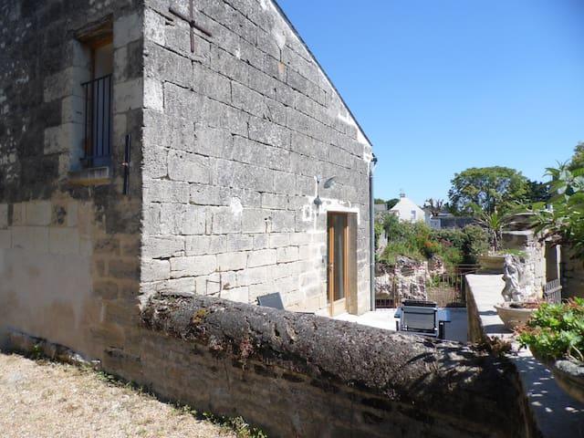 Maisonnette de 40 m² avec parking privé
