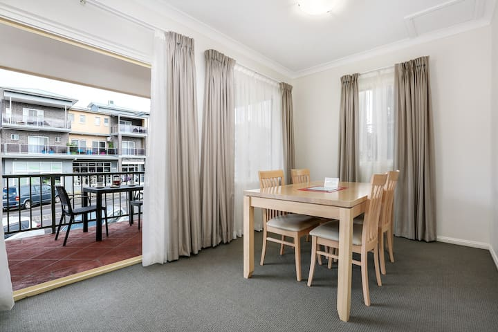 Terralong Terrace One bedroom apartment tranquil oasis central Kiama