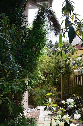 Ferienwohnung im idyllischen Tannheim - Tannheim - Apartamento