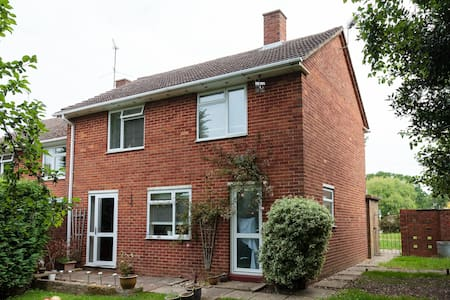 Entire 3 bed home near Soton General Hospital