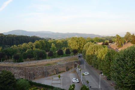 Au centre des murailles fortifiées de Monçao - Viana do Castelo District - 公寓