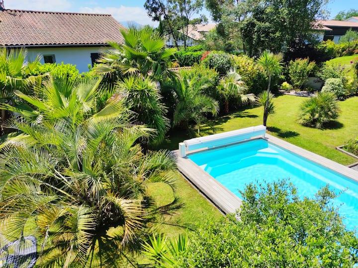 Villa contemporaine Biarritz/Bidart