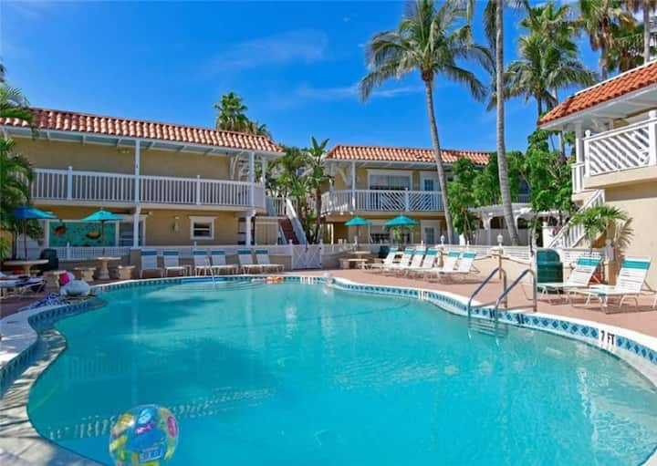 Tortuga Inn Beach Resort # 229 Island Condo, 2Bdrm