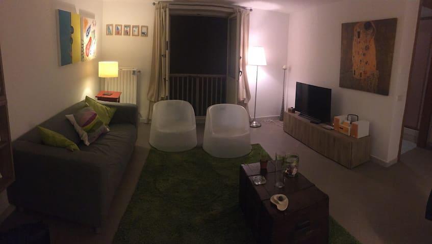 Casetta calda ed accogliente - Nocera Superiore - Huis
