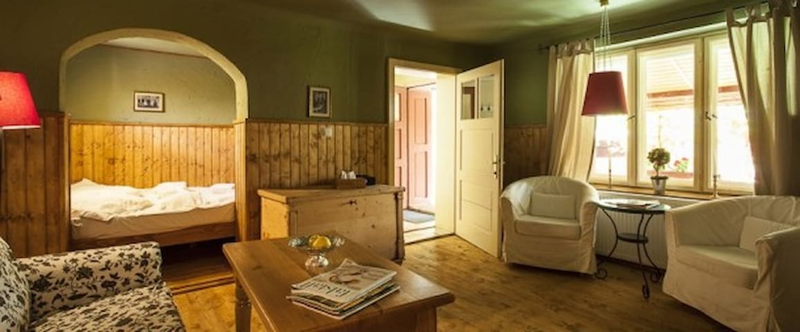 Beautiful country-side apartment - Cund - Bed & Breakfast