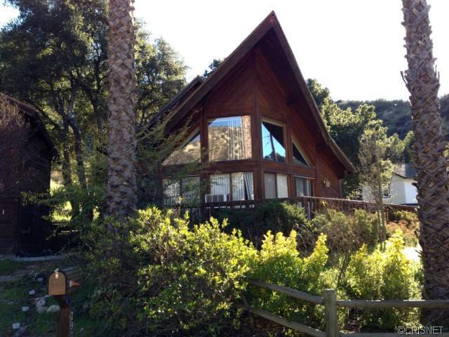 fantastic chalet under oak trees - Castaic - Cabin