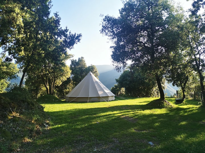 Alzina Suite in Ànima Glamping Montseny (4 guest)
