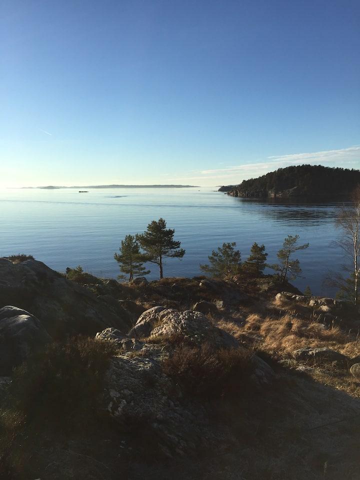 Øyparadis i Kristiansandskjærgården
