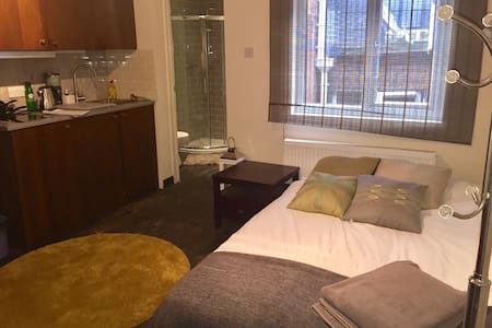 Modern Convenient Studio flat Near Central London - London - Lejlighed