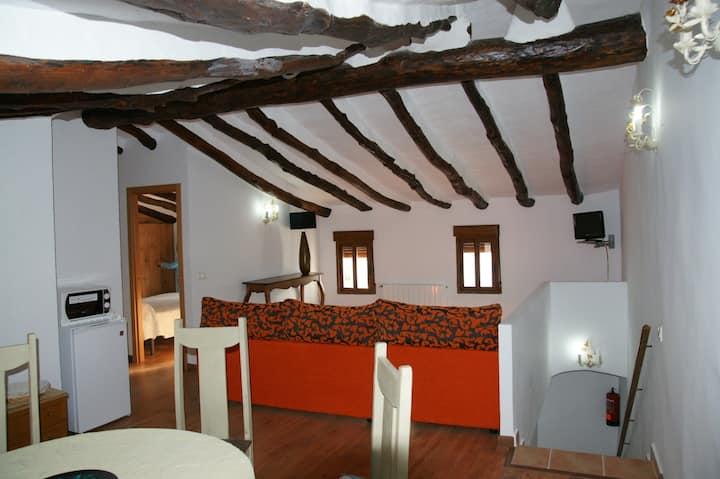 Casa Rústica El Majuelo - Buhardilla