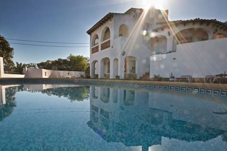 Beautiful 3 Bedroom Holiday Villa - Benidoleig - วิลล่า