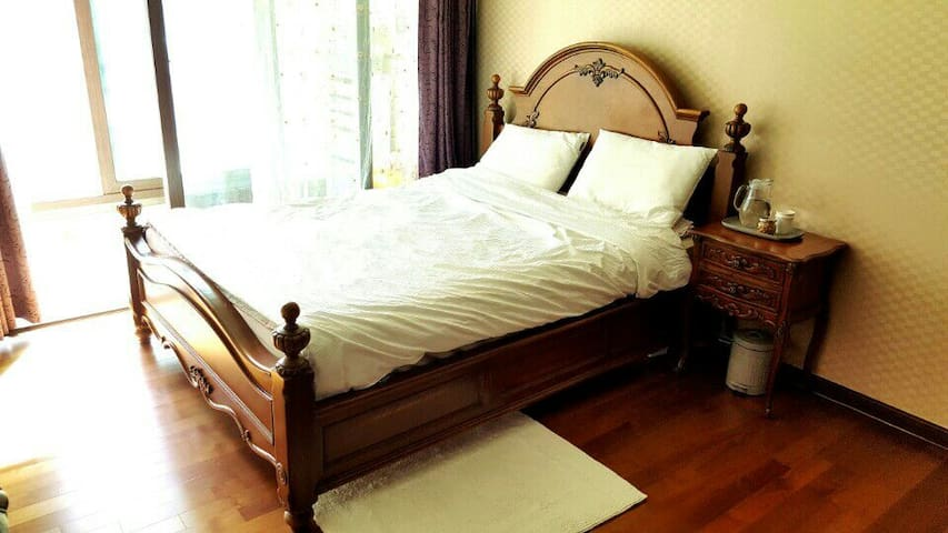 Near Sejong City Clean BedRoom - Jochiwon-eup, Yeongi-gun - Apartment