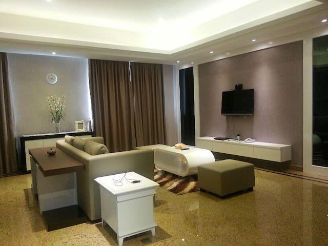 Luxury Ascott Apartment 162 sqm (2 bedrooms)