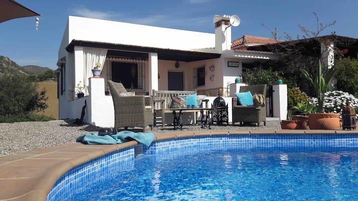 Casa al Cerro, appartement/huis 2-4p, uitzicht