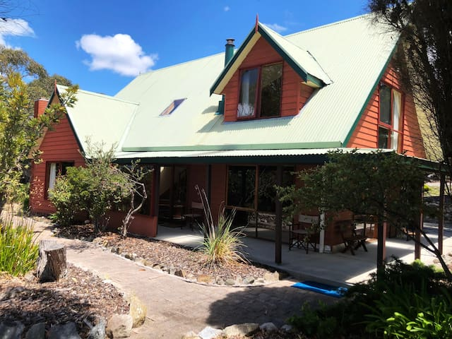 Balga Place - Beachside Bush retreat