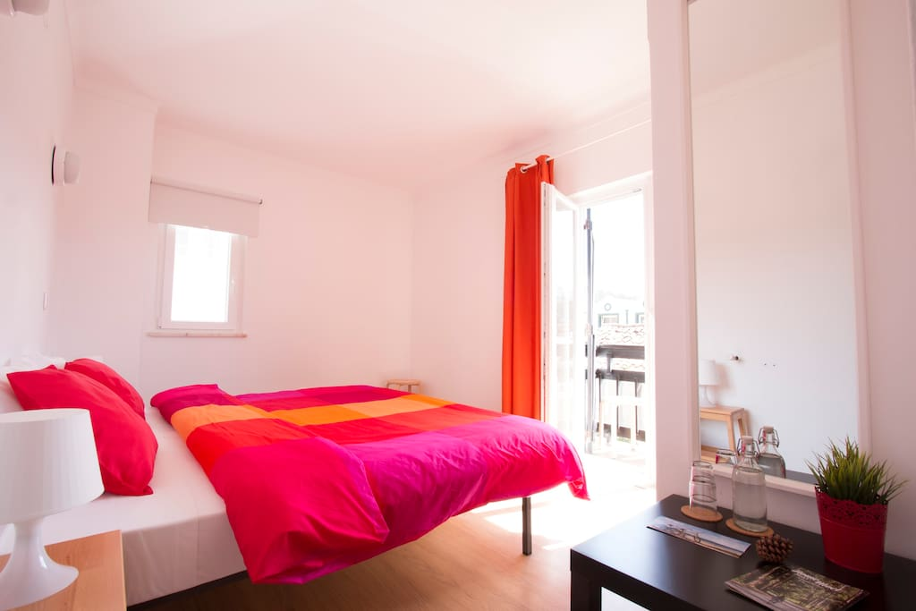 Double or Twin Room | Balcony with Partial See View | Private Bathroom