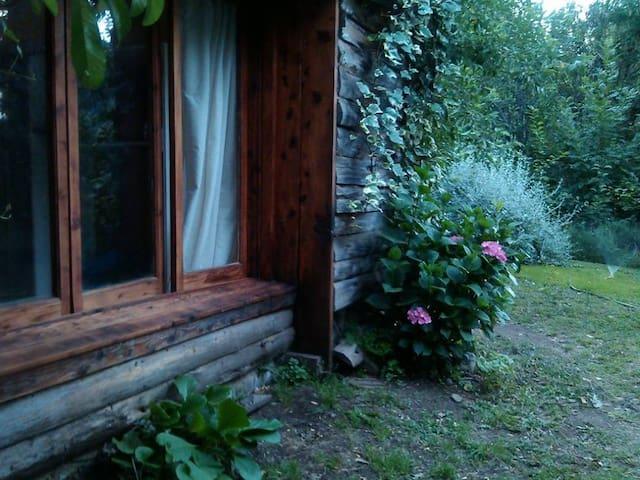 Cozy dreamy cabin. - El Bolsón - Cabin