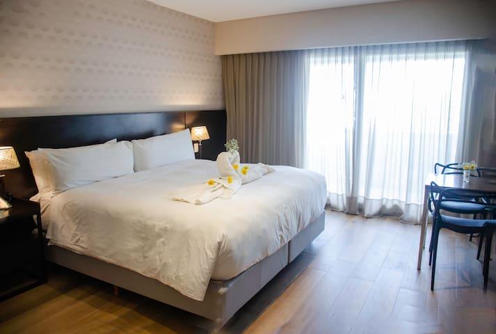 Suite doble en Apart Hotel de categoría, Floresta