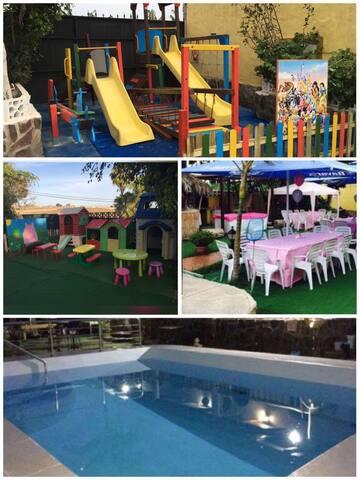 Villa ESPECTACULAR de 18 personas - Arucas - Haus