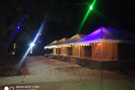 The Tent Resort, Malvan-Tarkarli
