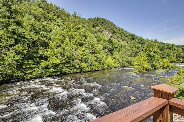 Tellico River Retreat