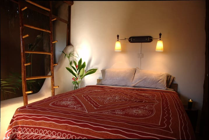 Bali Style Apartment - in town - Bacalar - Appartement