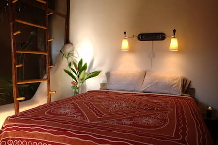 Bali Style Apartment - in town - Bacalar - Apartament