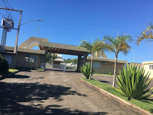 Condo-Resort Jardins da Lagoa - Caldas Novas/ GO
