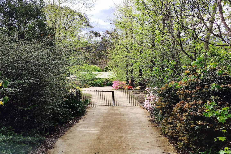 Entrance to Fleetwood