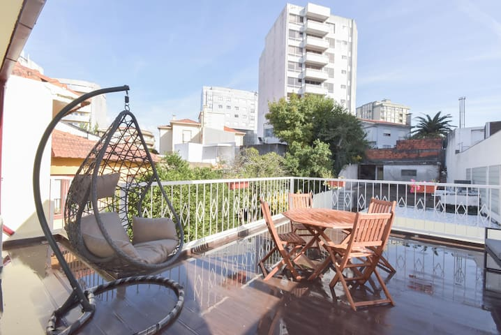Douro Prime Downtown suite with kitchen & terrace