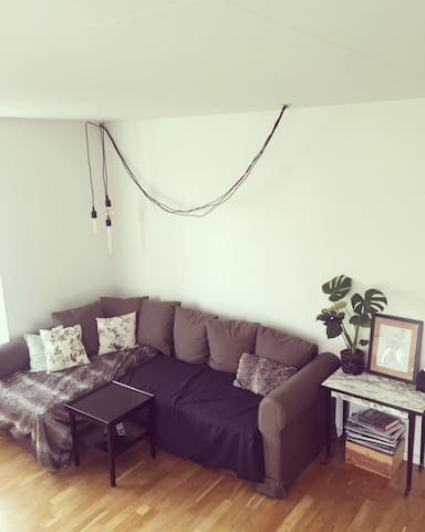 Bright and spacious home @ Østerbro - København - Apartment
