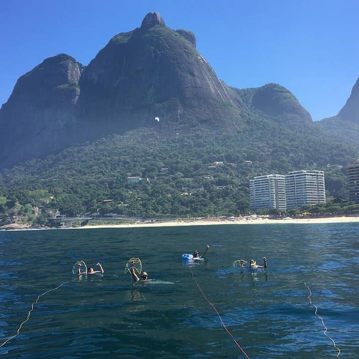 Welcome to Paradise - Pedra da Gávea