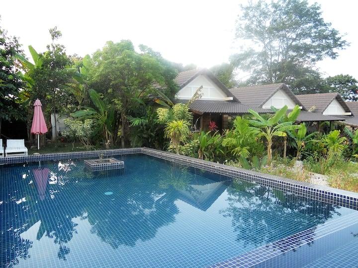 Atmaland Resort Double Bungalow