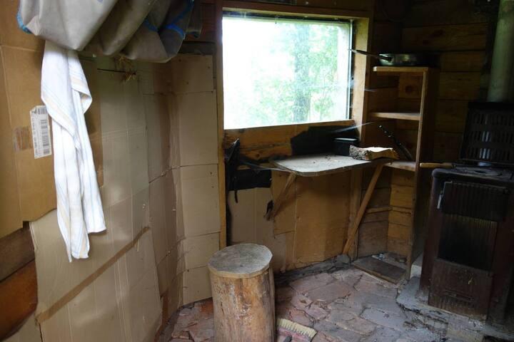 einfache eigenwillige gartenhütte - Völkermarkt - Chatka