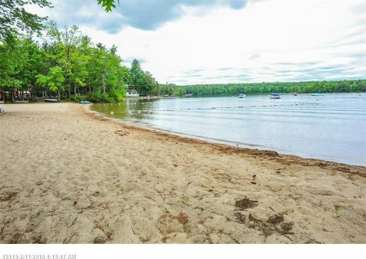 New Marblehead Lodge on Sebago Lake
