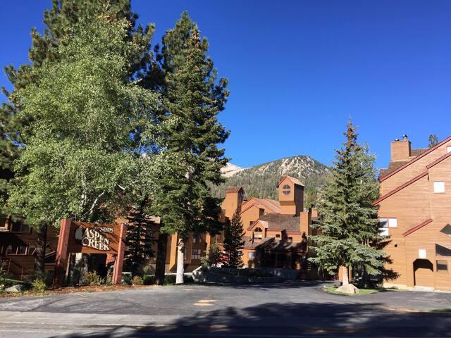 Aspen Creek #303 - Mammoth Lakes - Condominium