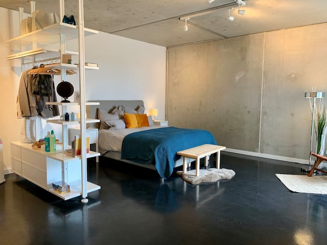 Stylish Studio for 2 in Berlin Mitte