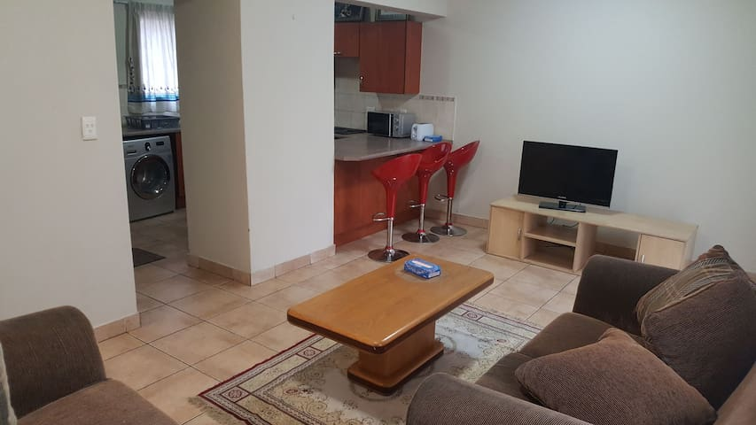 2 Bed Furnished Apartment - Business or Holiday