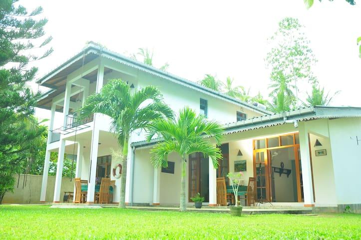 Diyasisila Villa .Bentota srilanka