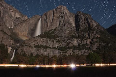 Viaje de mochila autoguiado - Yosemite Falls