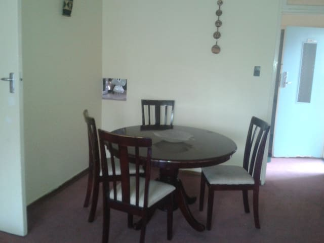Fully Furnished Apartment 2 Bedroom