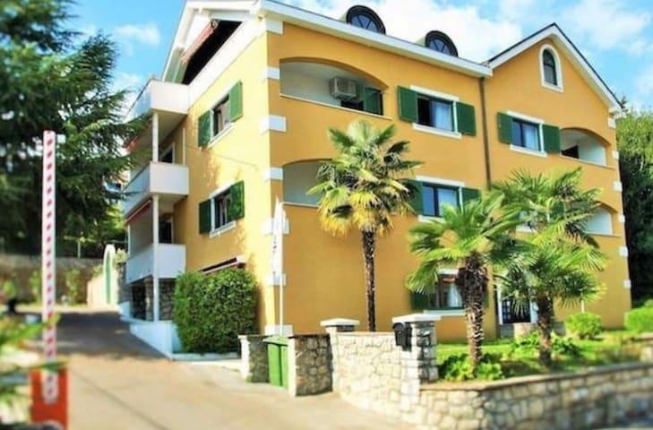 Villa Beller  - Apartment 6 - Opatija - Maison