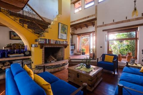 Casa Luz  Adriana  Diseño Campestre