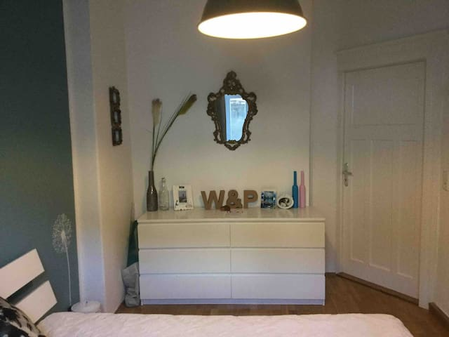 NICE ROOM IN MODERN FLAT | close to fare & center