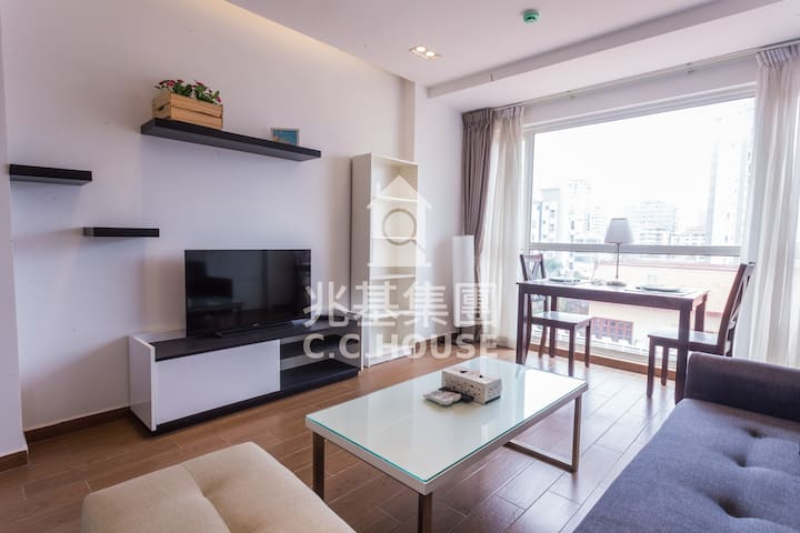 Bellavita Service Apartment 5D1 (1 Bedroom) @ BKK1