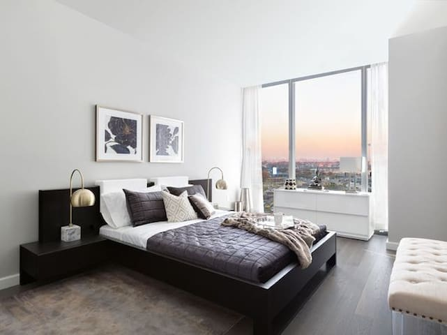 Luxury Apartment for events at CITI Field& US Open - Queens - Appartement
