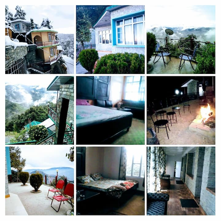 Dee lux cottages chail