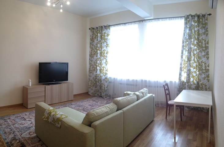 Cosy apartment in Almaty city - Almaty - Serviced flat